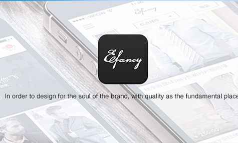 Efancy APP Design
